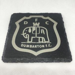 Dumbarton FC Coasters