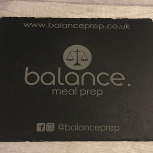 Balance Slate Placemat
