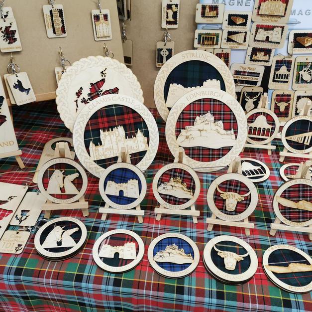Clova Thistle Craft Supply