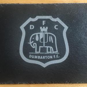 Dumbarton FC Placemats