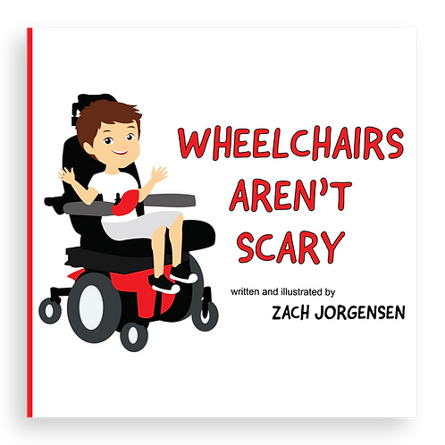 Wheelchairs Aren't Scary