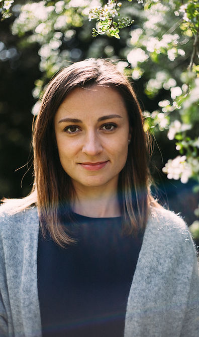 Psycholog Anna Rybacka