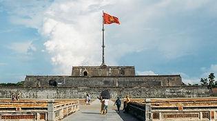 Hue Flag Tower