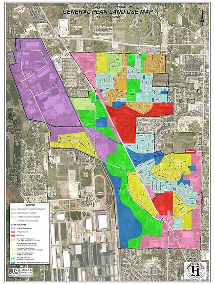 HVC - General Plan Land Use  Map (Feb 20