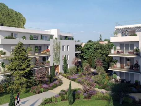 Votre futur appartement neuf à Marseille 9ème