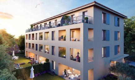 Avant-première : Lancement d'un programme immobilier neuf rare à Aix en Provence