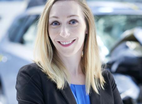 Meet Becky Mueller, Mechanical Engineering