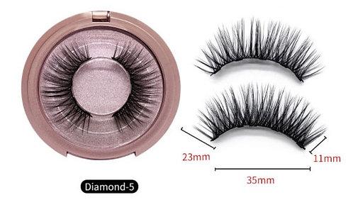 BOLD five magnet Eyeliner / Eyelash Kit