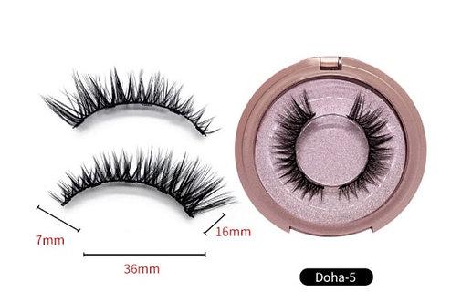 SWANKY five magnet Eyelash / Eyeliner Kit