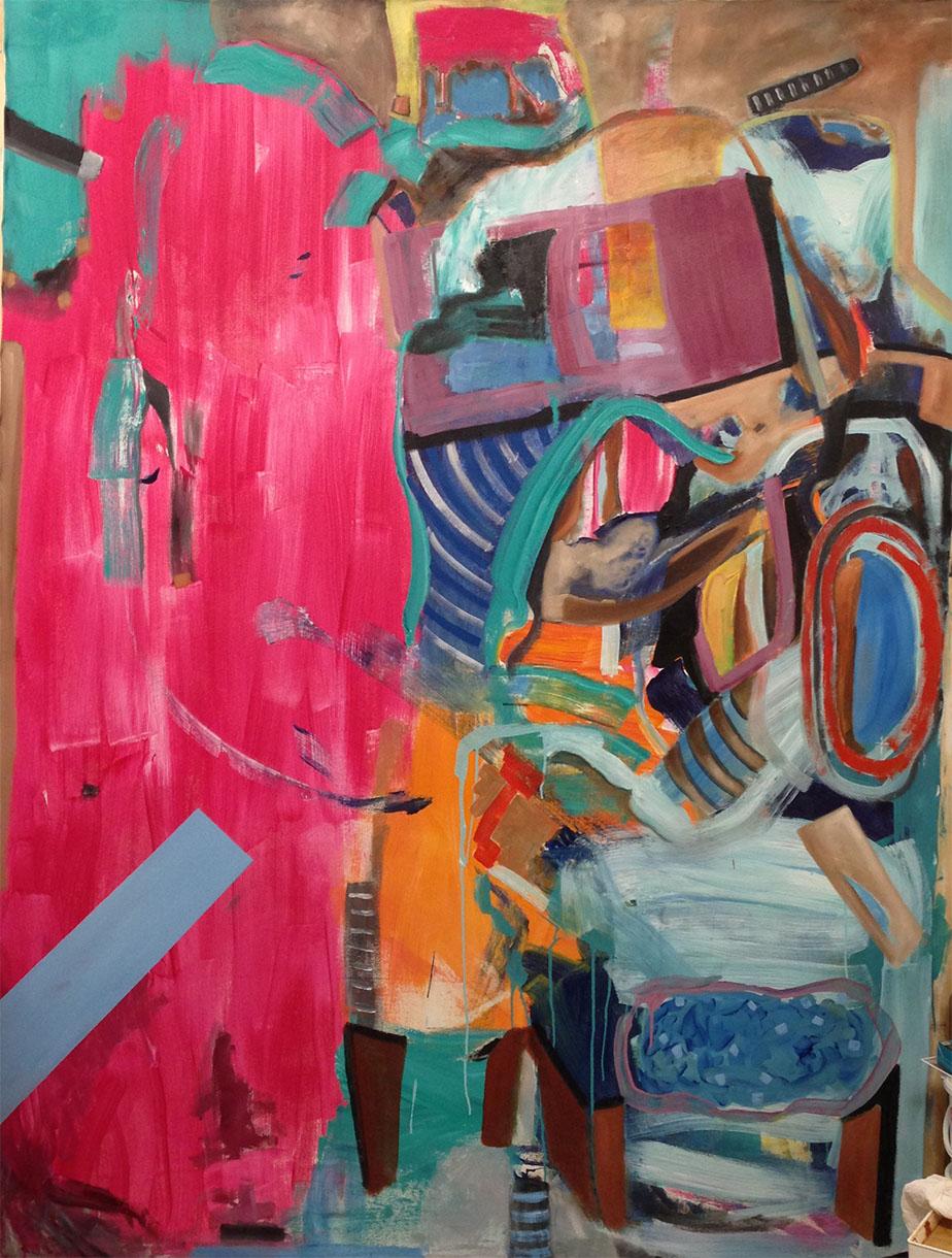 """Pedogenesis #1"", 2014"