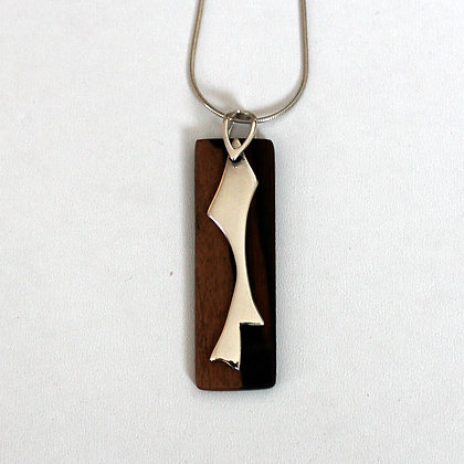 Driftwood Pendant