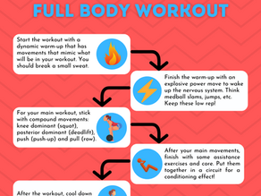 How to Properly Structure a Fitness Routine
