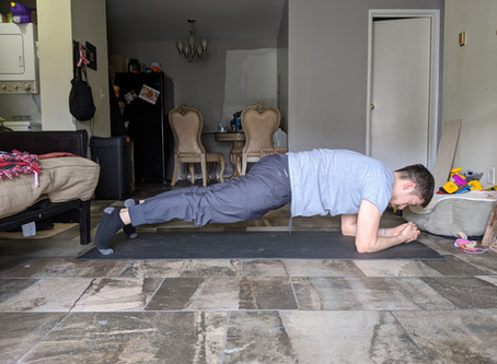 4 Exercises For a Rock Solid Core