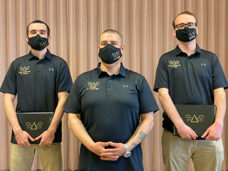 DDS Graduates First Class of Chief Instructors