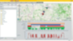 Rosenberger Telemativs - GPS Telematik und GPS Tracking für Baumaschinen bei Claus aus Bremen - Überwachung und Diebstahlschutz in Echtzeit - Bewegungsprofil im Portal