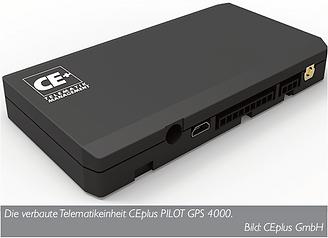 Rosenberger Telematics - GPS Tracking, GPS Ortung und Überwachung - Telematics, GPS Ortung für die Merlin Gruppe - Hardware Einsatz CEplus Pilot GPS 4000 beim Kunden von Rosenberger
