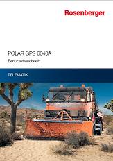 Rosenberger Telematics für Winterdienst - GPS Tracking POLAR GPS 6040 A