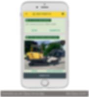Rosenberger Telematics - GPS Tracking, GPS Ortung und Überwachung - Telematics für Baumaschinen bei PORR mit App