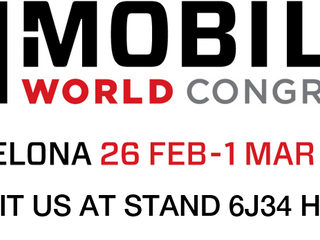 Meet us at the Mobile World Congress in Barcelona!