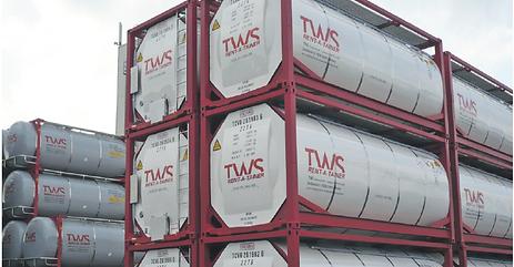Rosenberger Telematics - GPS Tracking, GPS Ortung und Überwachung - Telematics und GPS Container Tracking und GPS Container Ortung TINO bei TWS GmbH