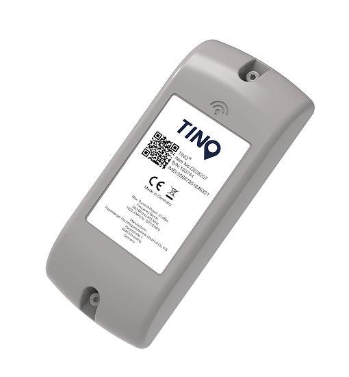 TINO ® GPS Trackin System für Container, GPS Ortung Container - höchste Sicherheit, Diebstahlschutz GPS Tracking Energieautark durch Hochleistungs-Batterie