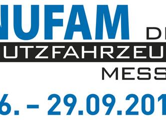 Nutzfahrzeugmesse NUFAM 2019