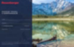 Login zum Web Portal GPS Tracking Systeme von Rosenberger Telematics - Service App