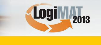 Besuchen Sie uns auf der LogiMAT 2013