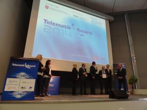 GPS-Profis aus Timelkam holen sich zum zweiten Mal den Telematik-Award