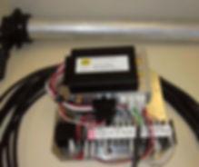 Rosenberger Telemativs - GPS Telematik und GPS Tracking für Baumaschinen bei Claus aus Bremen - Hardware im Einsatz