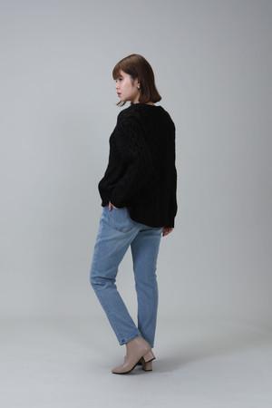 Soft Denim Warm Pants
