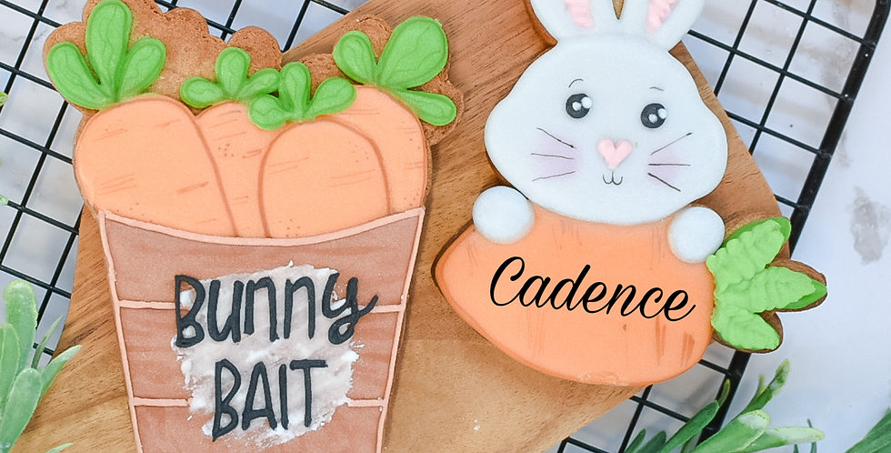 Personalised Bunny Bait Set