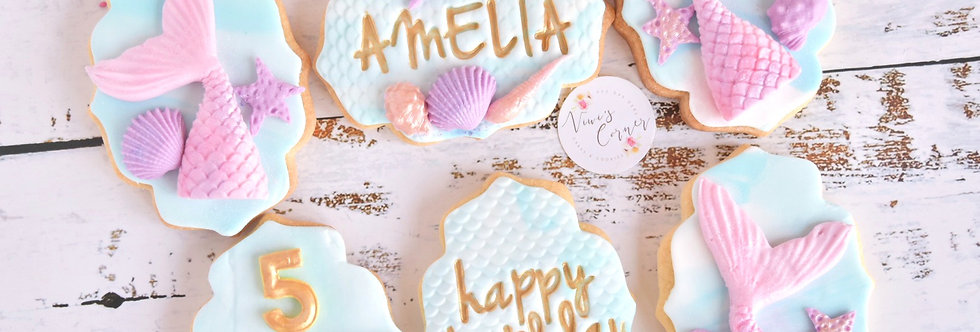 Mermaid Birthday Set