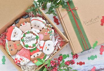 Christmas Platter Gift Box