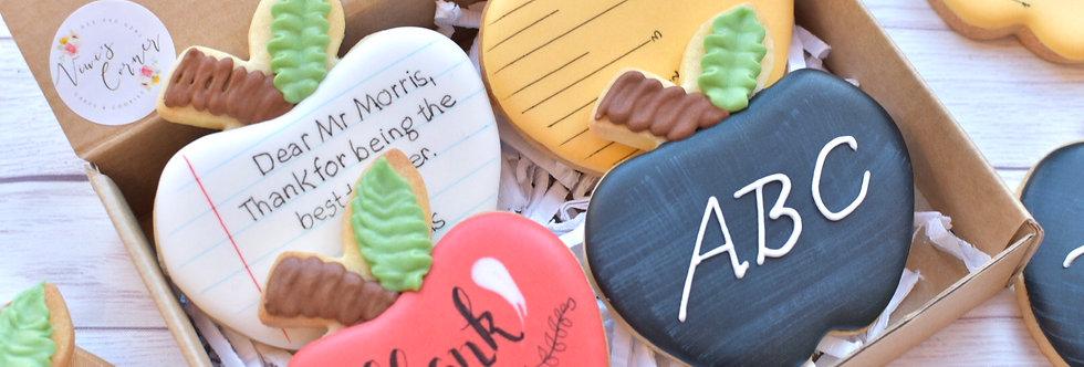 Teacher Apple Gift Set