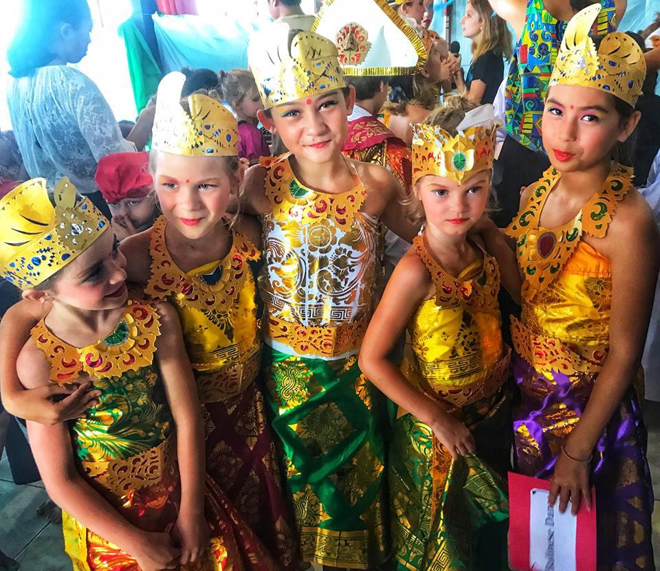 Wood School Bali