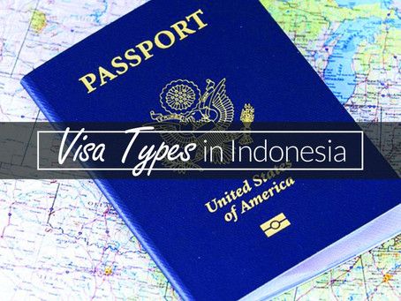 How To Get a Visa To Bali, Indonesia