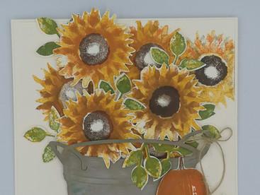 Sonnenblumen über alles...