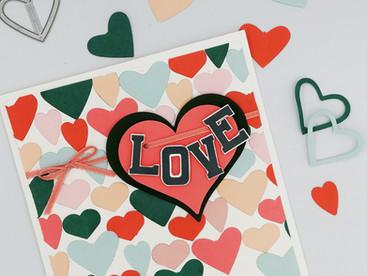 Valentinstag....Herzchen über Herzchen