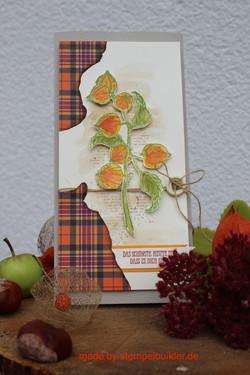 HerbstKarteLampionblume