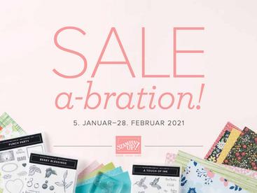 Sale A Bration: Es gibt Gratisprodukte!!!!