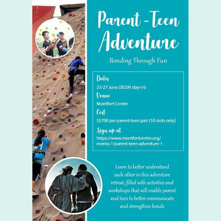 Parent-Teen Adventure