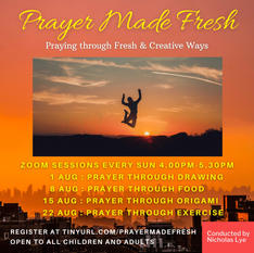 Prayer Made Fresh