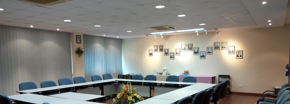 Gabriel Deshayes Chapter Room