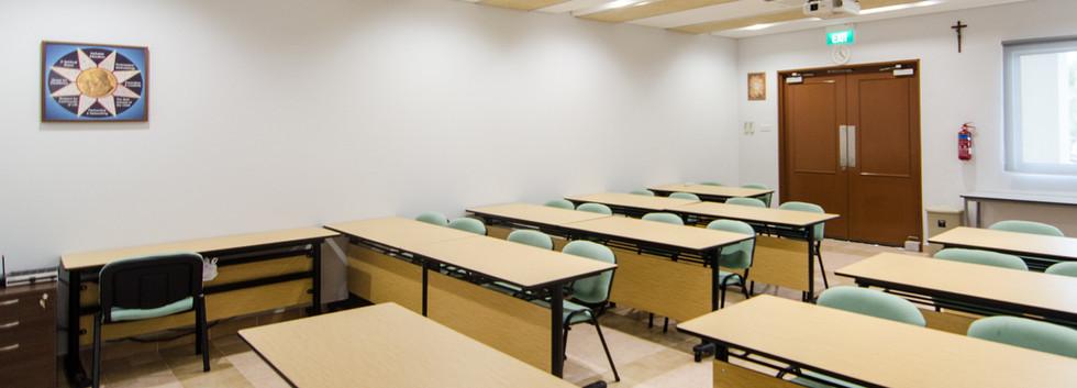Montbernage Seminar Room