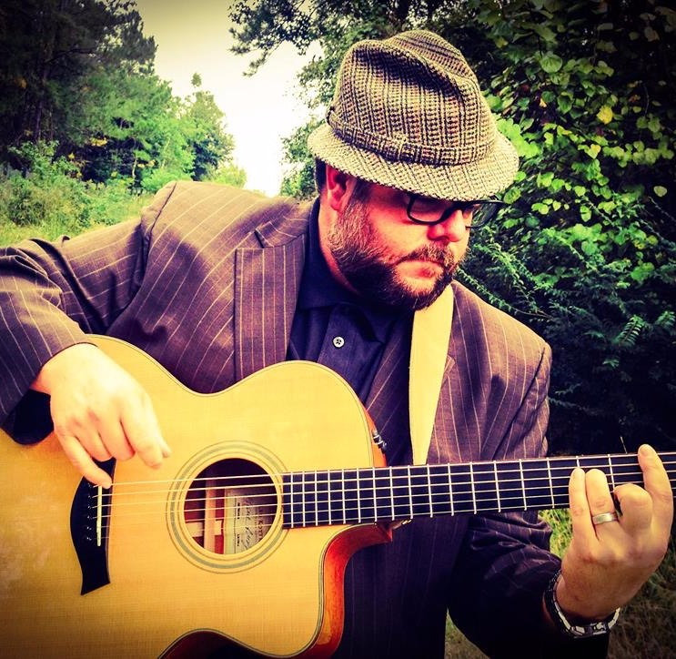 JP Kendrick Live Houston Woodlands Acoustic Music Musician Eclectic