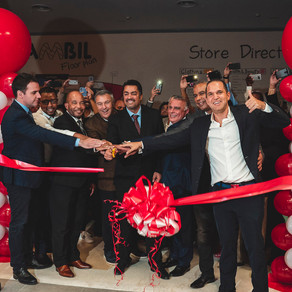 Carrefour opens its doors!