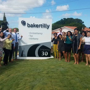 Baker Tilly maakt nieuwe logo en identiteit bekend