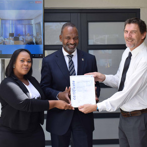 ISO-certification C3 confirms quality in critical communication