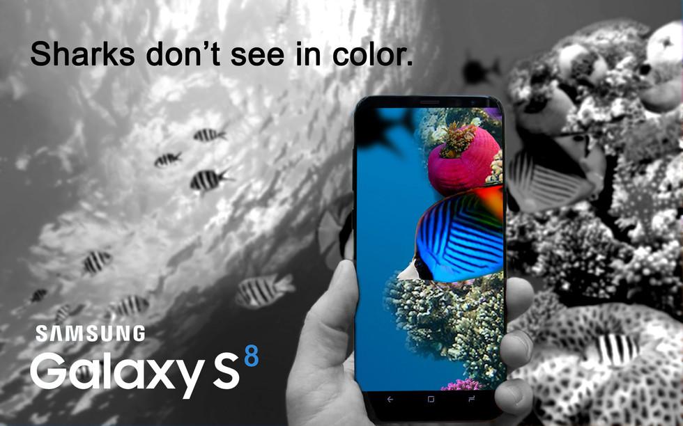Samsung Galaxy S8 Ad